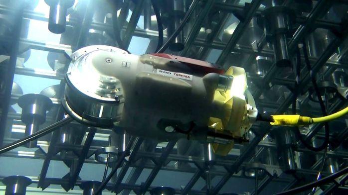 Специальный робот вскоре отправится на Фукусиму