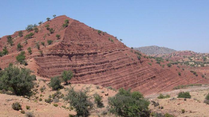 Эра динозавров стала возможной из-за извержений вулканов