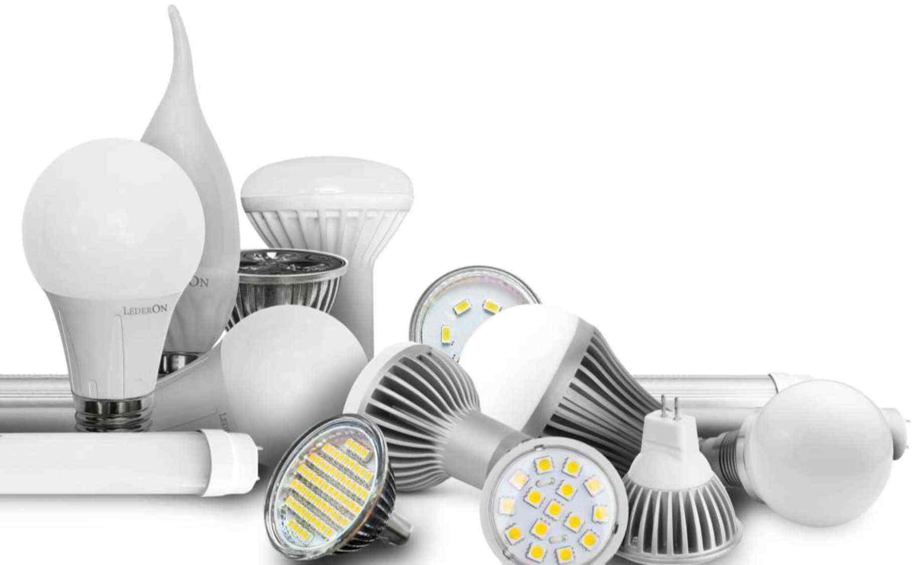 Светодиодные лампочки Гаусс для интерьера