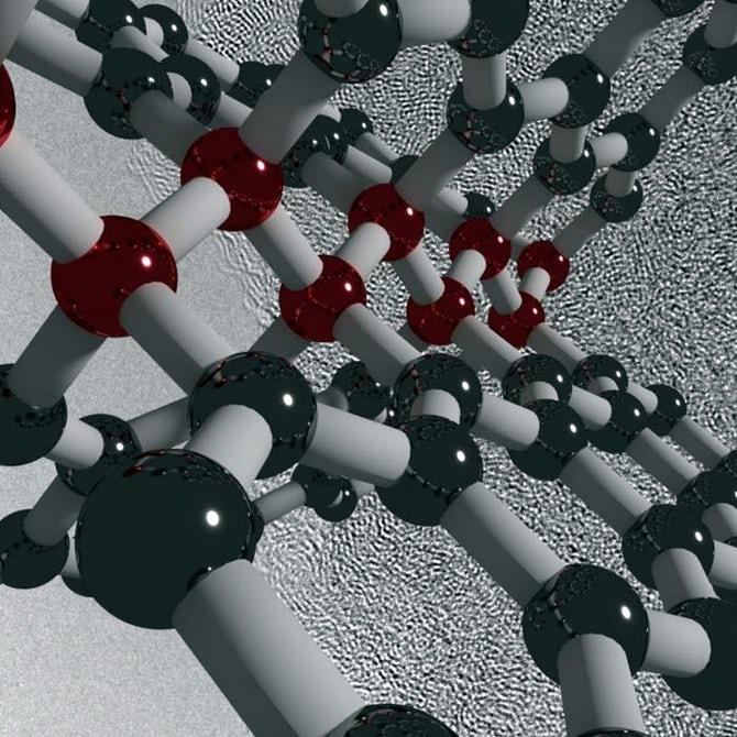 Ученые создали эластичную форму углерода
