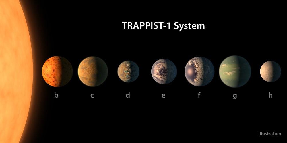 NASA рассказало о первых целях космического телескопа Джеймса Уэбба