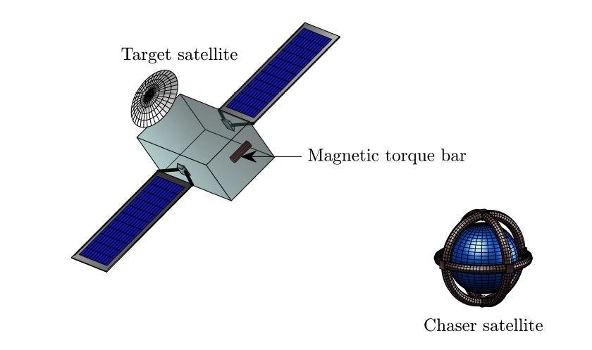 Ученые разрабатывают буксир космического мусора с криогенными магнитами