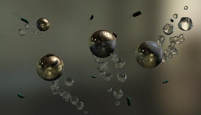 Ученые разработали микроботов для очистки воды