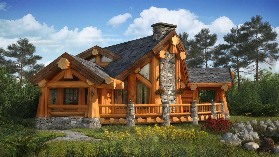 Строительство своего канадского дома