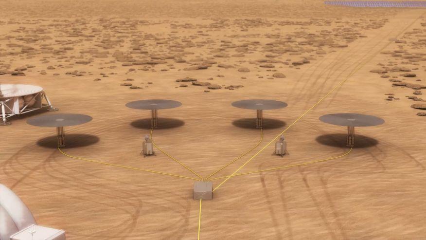 Профессионалы NASA испытают малогабаритные ядерные реакторы для Марса