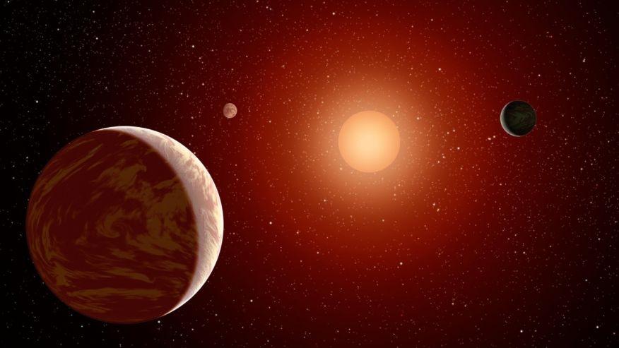 Наоткрытой новейшей Земле год продолжается 4,5 часа