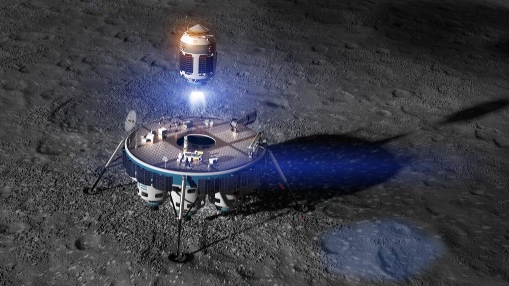 В 2020 году планируется первая частная экспедиция за лунным грунтом