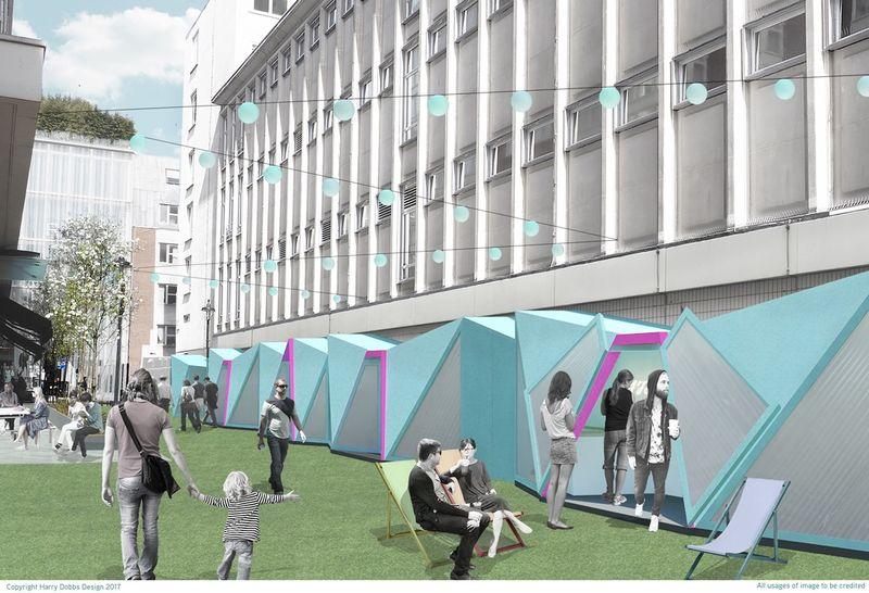 В Лондоне появится смарт-улица