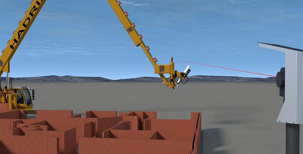 Вот-вот на рынке строительства может появиться робот-каменщик