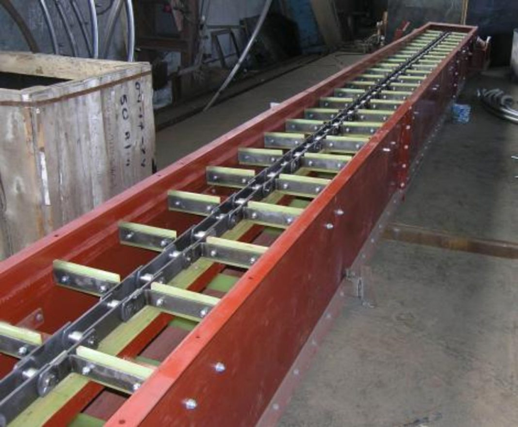 Цепной скребковый транспортер транспортеры тсн 3 0б