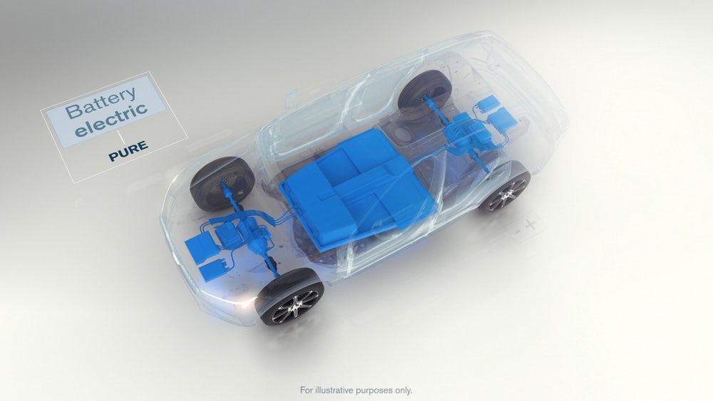 Volvo готовится к электрическому будущему
