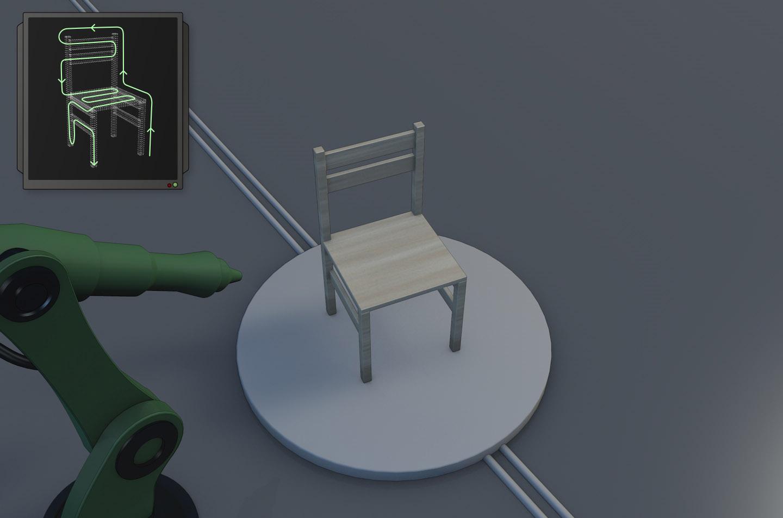 Ученые обучат роботов живописи