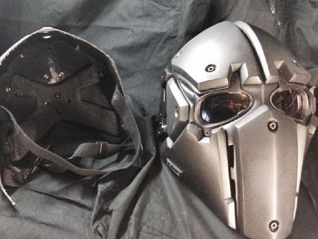 """Армии используют шлем из """"Звездных войн"""""""