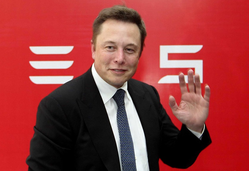 Маск продемонстрировал автомобиль Tesla винновационном тоннели для объезда пробок