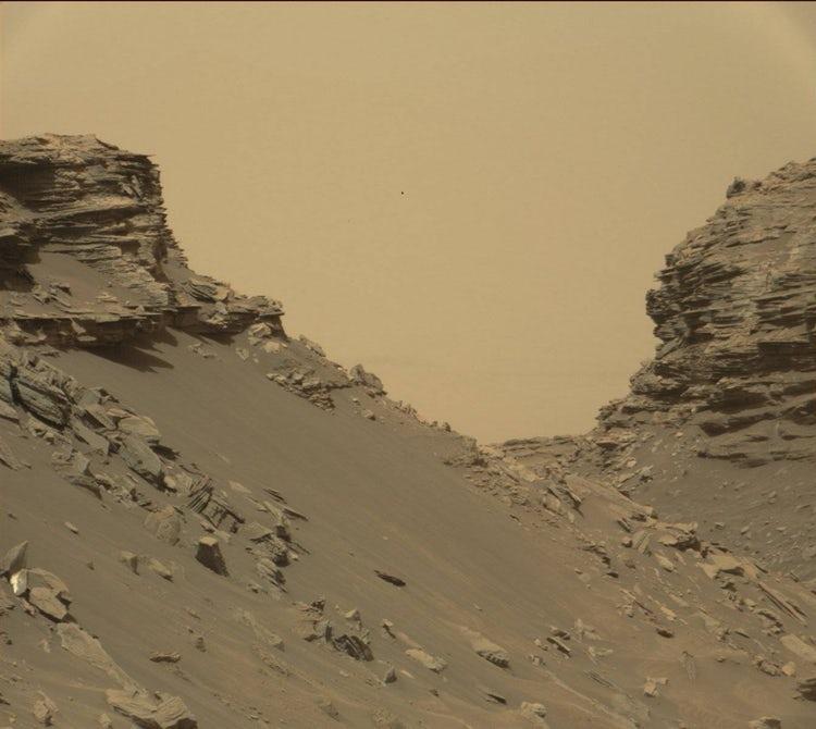 Пятую годовщину наМарсе празднует марсоход Curiosity