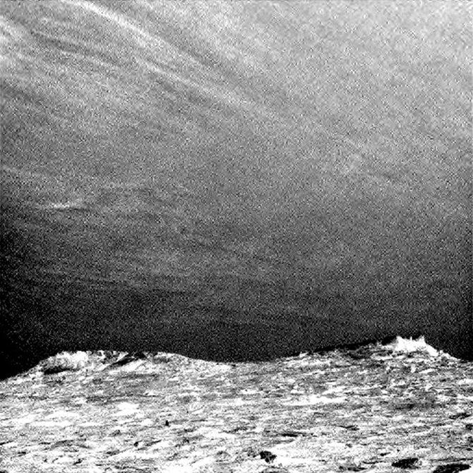 Летящие облака наМарсе: таймлэпс от«Кьюриосити»
