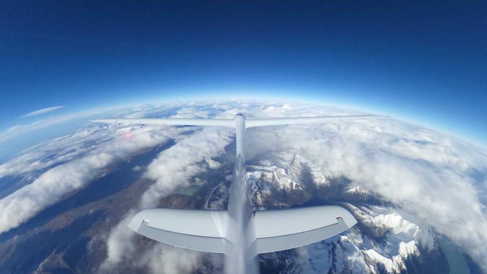 Perlan 2 готовится побить мировой рекорд и долететь до космоса