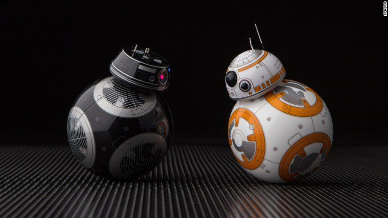 """Представлен злой близнец дроида из """"Звездных войн"""""""
