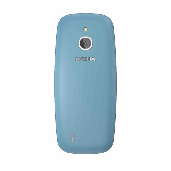 Нокиа 3310 споддержкой 3G представлен официально