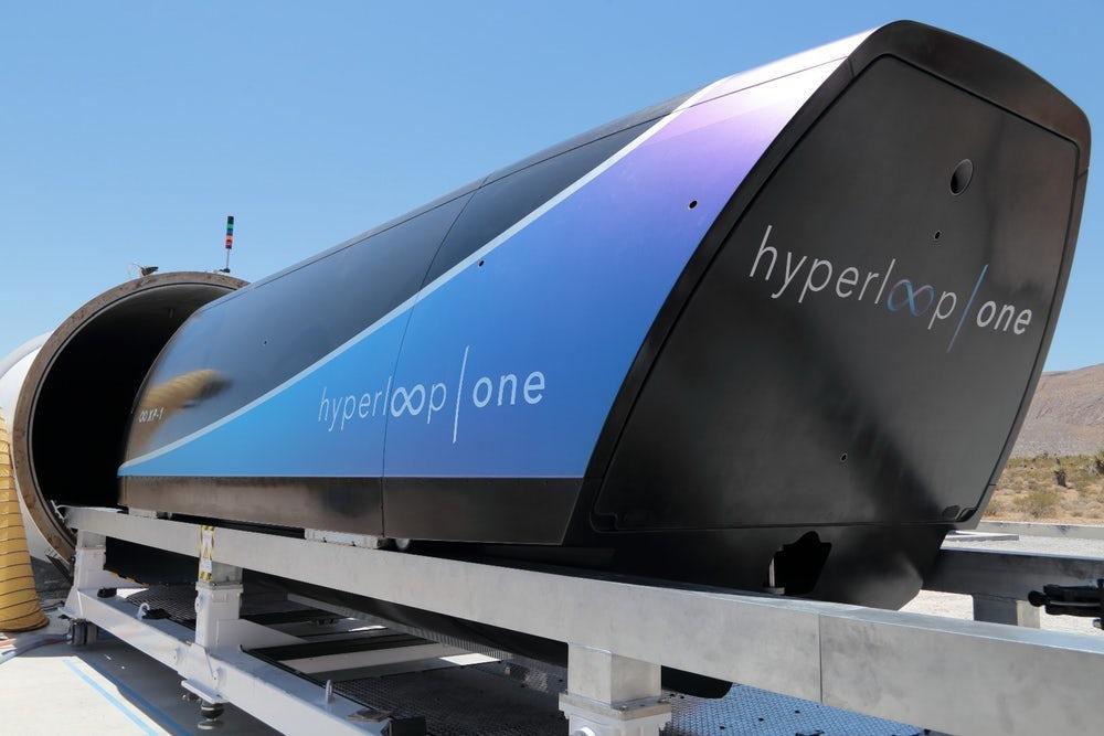 Hyperloop One представила лучшие маршруты новой транспортной системы