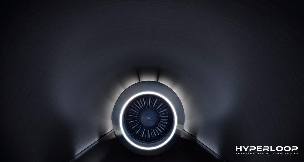 В Индии появится транспортная система Hyperloop