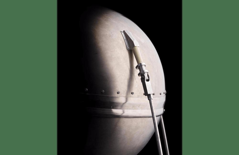 Тестовая модель первого спутника будет продана с аукциона