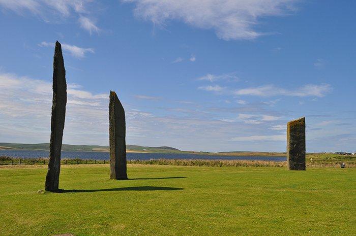 Неолитические каменные круги являлись местом сбора племен