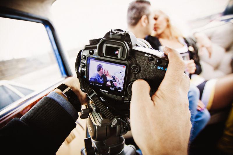 Мастер класс фотографа видеооператора