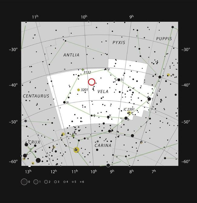 """В атмосфере """"горячего Юпитера"""" обнаружен титан"""