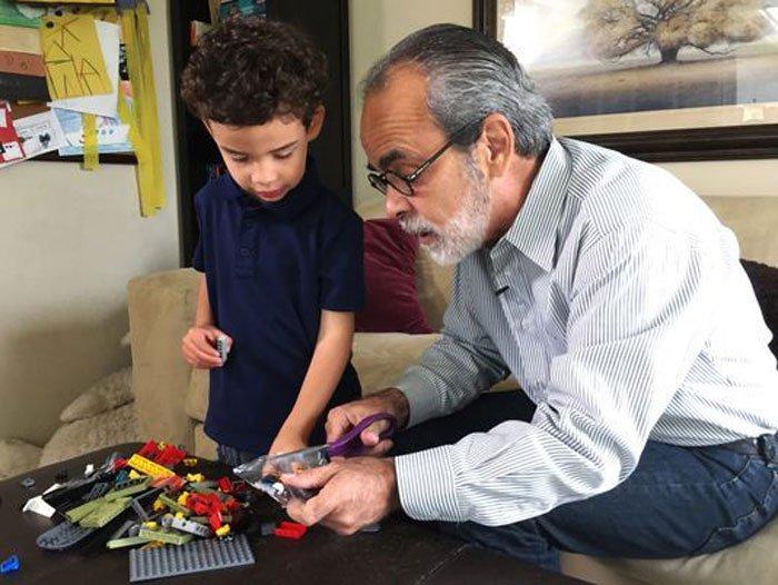 Дедушка мальчика нуждающегося в пересадке почки инициировал донорскую цепь