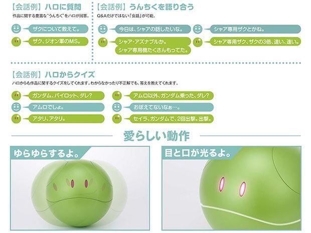 В Японии представлен робот-компаньон из популярного аниме