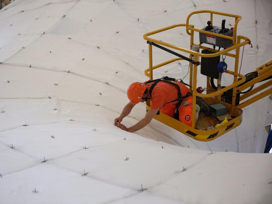 Исследователи нашли новый способ создания сложных конструкций из бетона