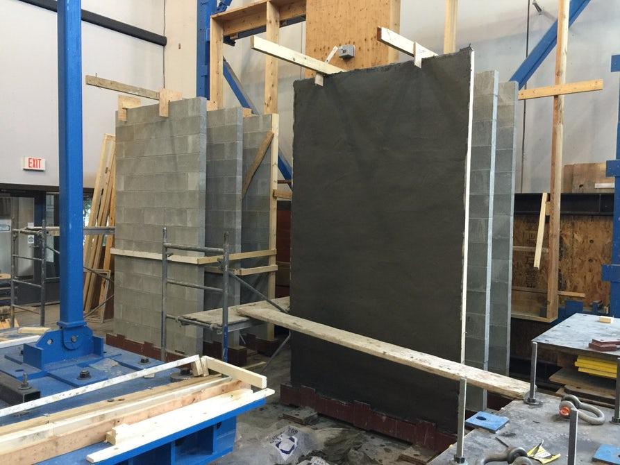 Канадские ученые разработали устойчивый к землетрясениям бетон