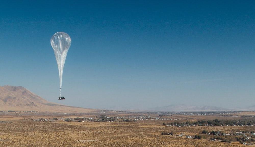Воздушные шарики сретрансляторами восстановят связь вПуэрто-Рико