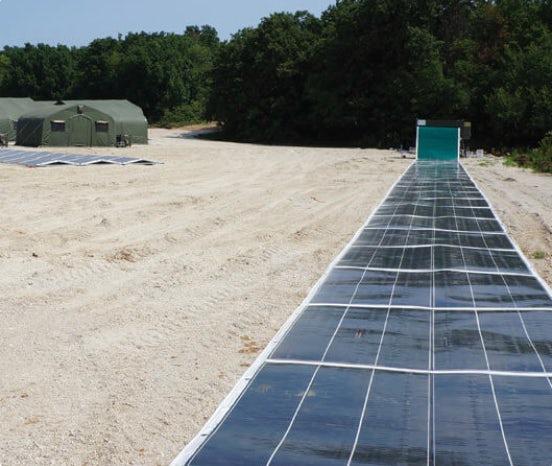 В Великобритании тестируют гибкие солнечные батареи