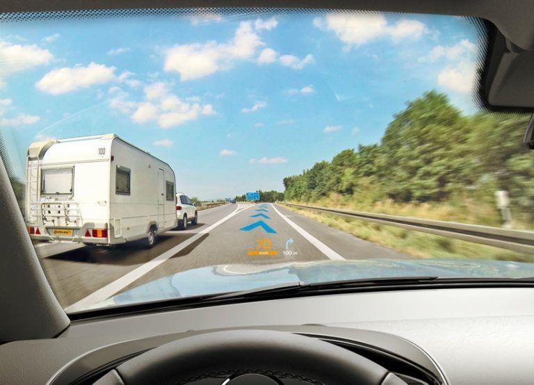 Lincoln Motor Company внедряет дополненную реальность в управление транспортом