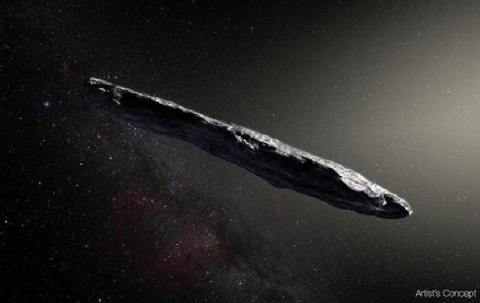 Оумуамуа: уникальный, ничем не примечательный астероид