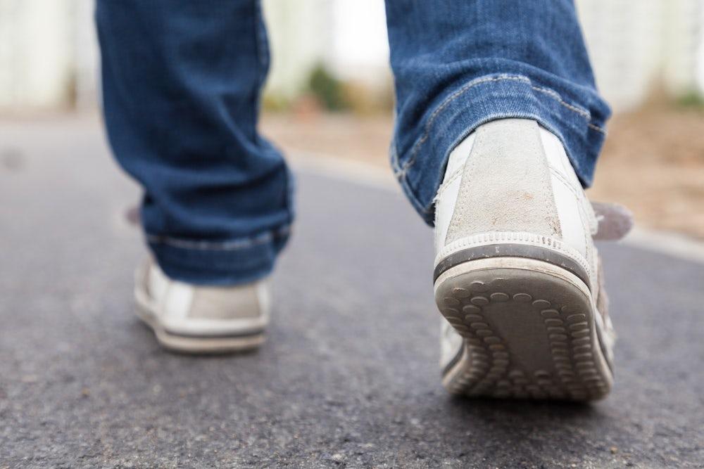 Лазерные ботинки для людей сболезнью Паркинсона создали вНидерландах