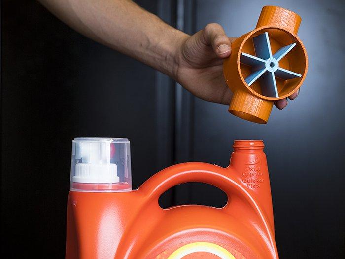 Ученые создали пластиковые объекты способные самостоятельно подключаться кWi-Fi