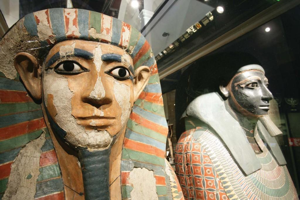Египтологи