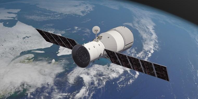 Китайская станция «Тяньгун-1» войдет ватмосферу Земли 2апреля