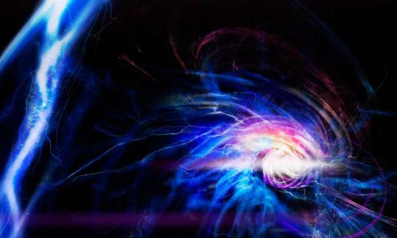 Ученые смогли заснять квантовую «шаровую молнию»