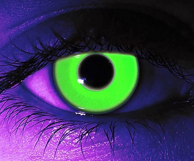 Как сделать глаза на фото светящиеся глаза
