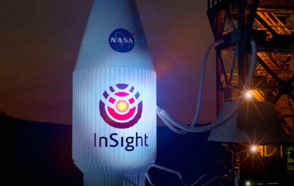 NASA запустило первую вмире миссию поизучению «сердца» Марса