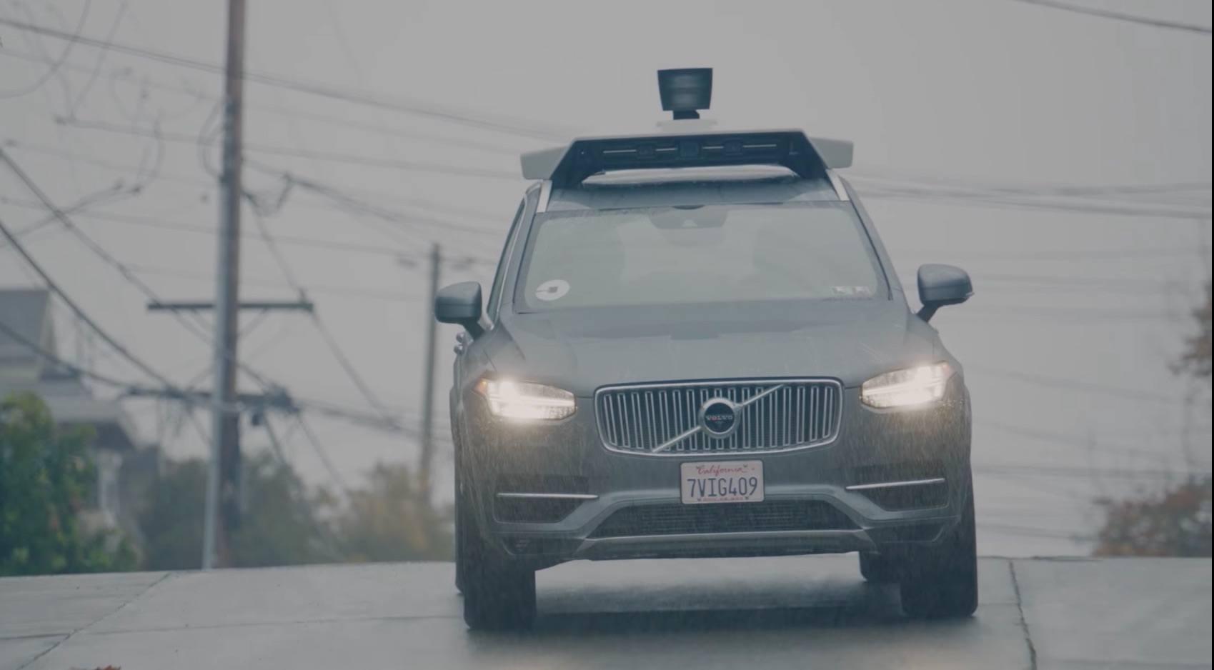Следствие поделу онаезде робомобиля Uber напешехода озвучило первые выводы