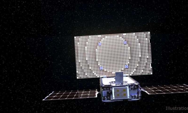 «Спутники-кубики» NASA направились всторону Марса