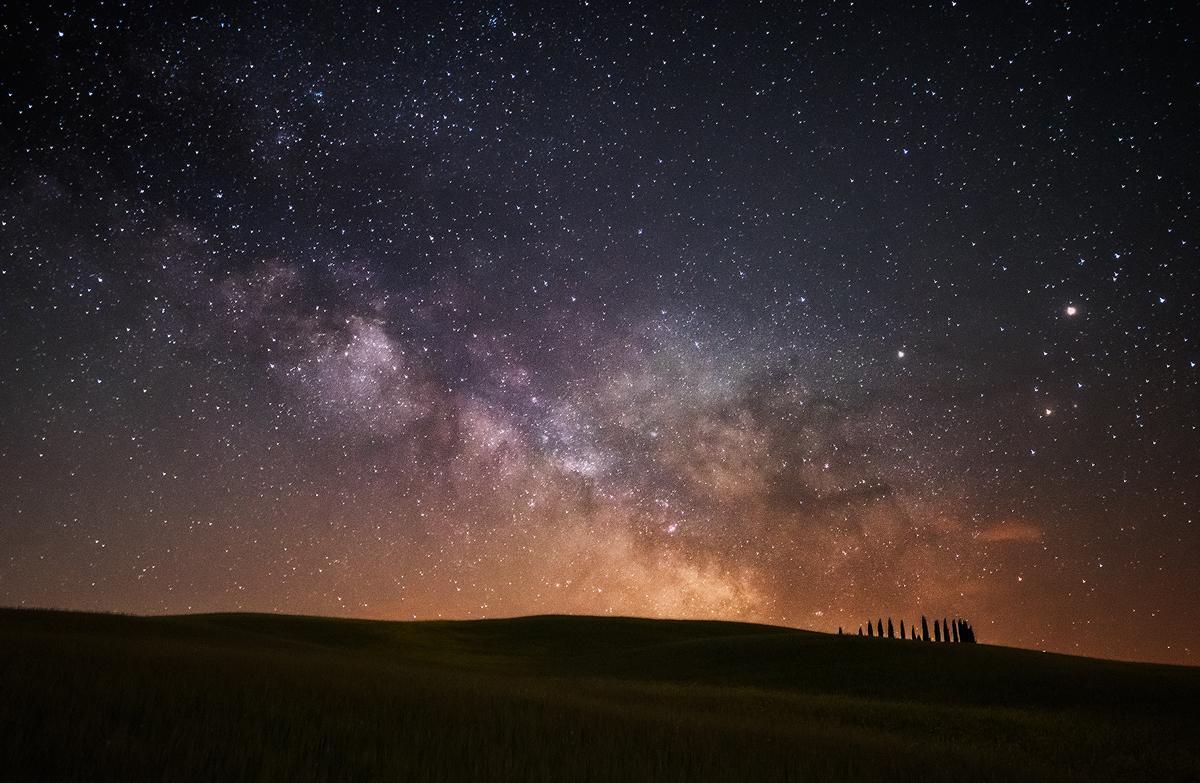Млечный Путь иего космические шрамы: исследование
