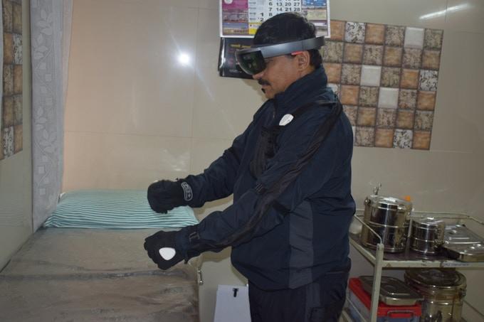 HoloSuit— настоящий VR-костюм изфильма «Первому игроку приготовиться»