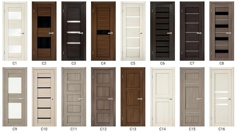 Как выбрать межкомнатные двери в интерьер - советы от школы дизайна