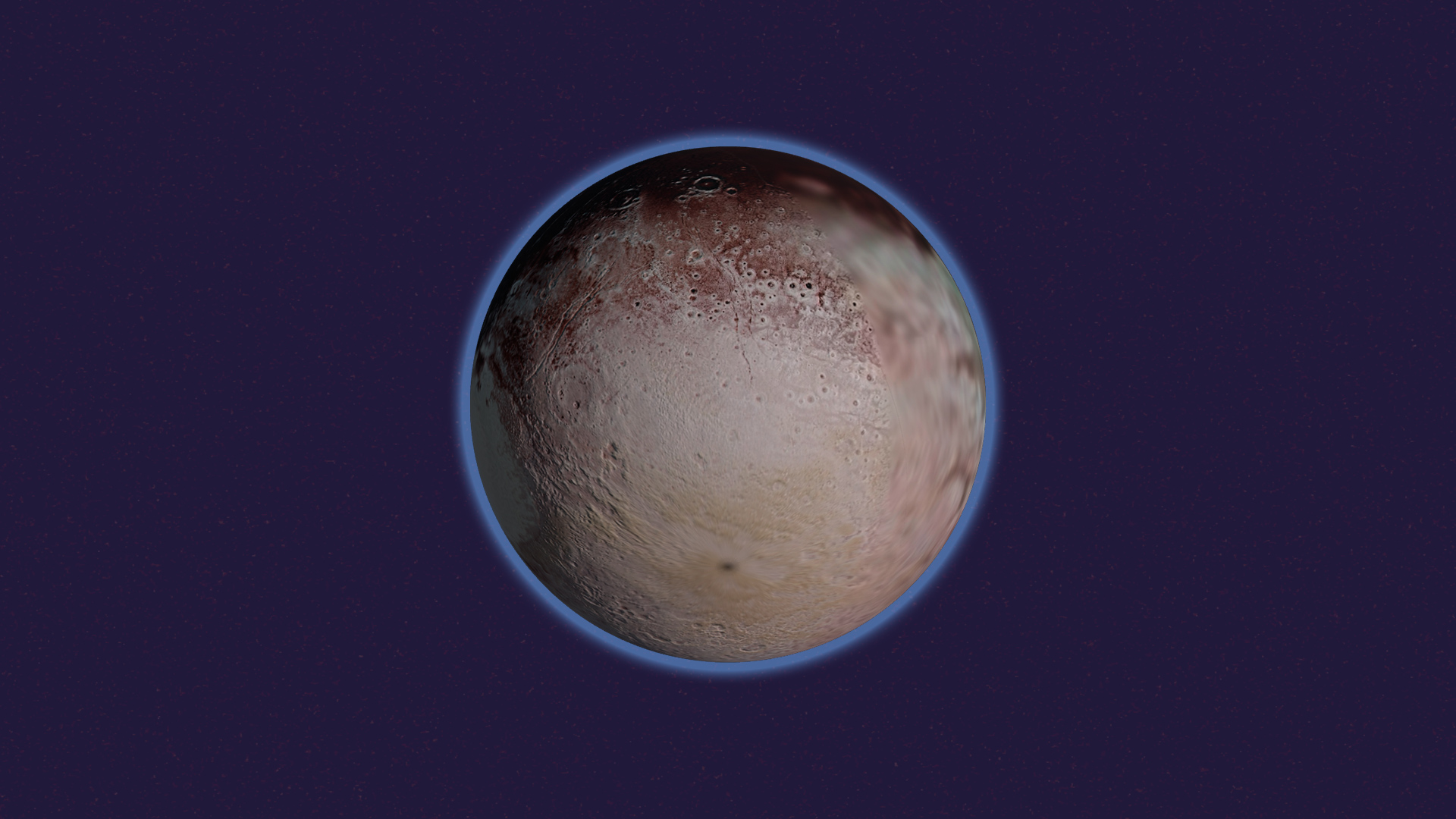 pluto planet images - HD 1536×864